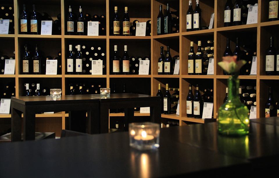 bar a vins Nice