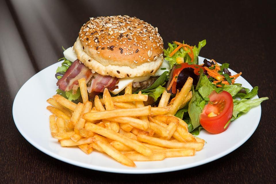 fast food Nice