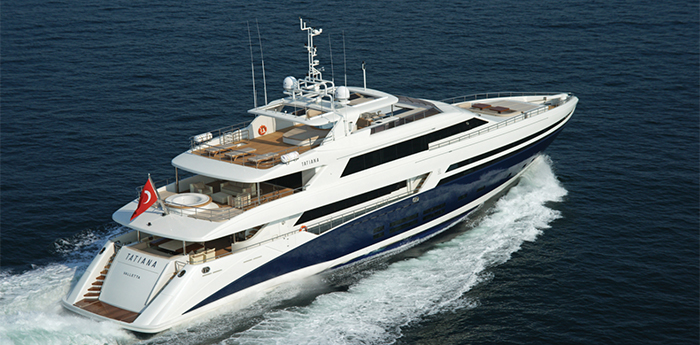 Location yacht et voilier de luxe