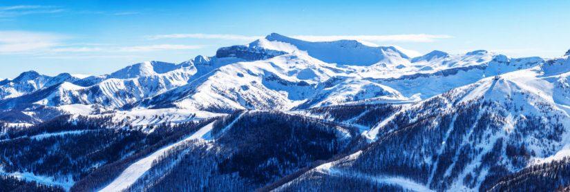 Partir à la découverte des stations de ski des Alpes Maritimes