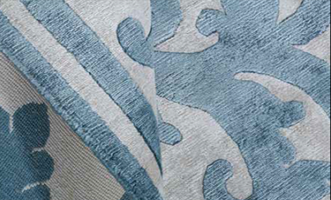 Design office: luxury carpet creation in France